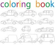 coloritura del libro Immagine Stock Libera da Diritti