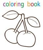 coloritura del libro Fotografie Stock
