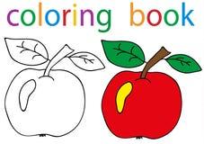 coloritura del libro Immagini Stock