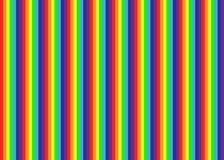 Coloritura fresca dell'arcobaleno del fondo illustrazione vettoriale