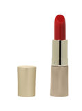 Colorless lipstick with lid Stock Image