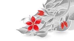 colorless vektor för bakgrund Royaltyfri Foto