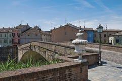 Colorno. Emilia-Romagna. Italy. Stock Photos