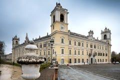 COLORNO, ITALY - NOVEMBER 06, 2016 - The Royal Palace of Colorno Stock Photography