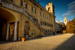 COLORNO, ITALY - NOVEMBER 06, 2016 - The Royal Palace of Colorno Stock Photo