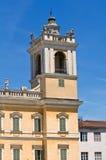 Colorno Reggia。伊米莉亚罗马甘。意大利。 库存照片