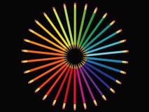 ColorPencil Stockbild
