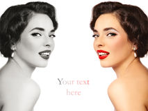 Colors of beauty Royalty Free Stock Images