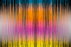 Colors brush strokes pattern Stock Images