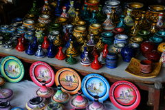 Colors in Casablanca Stock Photos