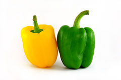 Colors chillis Stock Photography