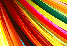 Colors. Colorful cloth decoration background textile texture India Stock Photography