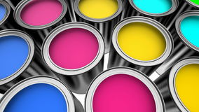 Colors stock footage