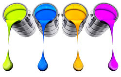 Colors Royalty Free Stock Photos