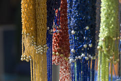 Colors at Egyptian market Stock Photography
