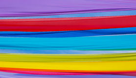 Colors of fabric Royalty Free Stock Photography