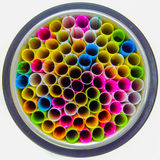 Colors Of Fun. Of fun colors on a white background Royalty Free Stock Images
