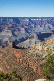 Colors Of The Grand Canyon Stock Photo