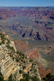 Colors Of The Grand Canyon Stock Photography