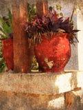 colors greece Royaltyfria Bilder