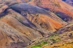 Colors of Himalayas Royalty Free Stock Photos