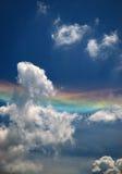 colors himmel mig Arkivbilder