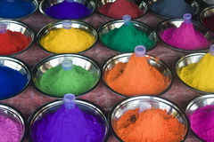 Colors in India Stock Images