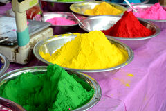 Colors of India. Royalty Free Stock Photography