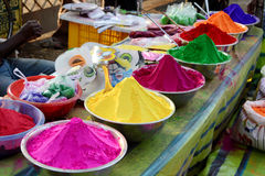 Colors of India. Stock Images