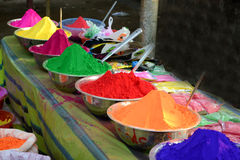 Colors of India. Stock Image
