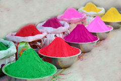 Colors of India. Royalty Free Stock Images