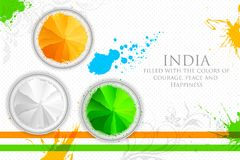 Colors of India Stock Photography