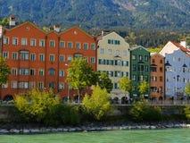 Colors of Innsbruck Stock Photos