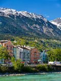 Colors of Innsbruck Stock Photo