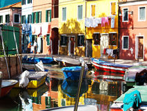 Colors of Italy Royalty Free Stock Photography