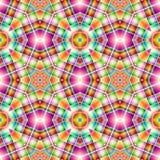 Colors kaleidoscope pattern Royalty Free Stock Photo