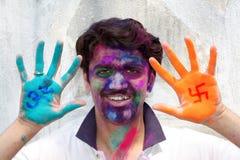 colors klosterbroder Arkivbilder