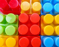 Colors lego textured Royalty Free Stock Photo