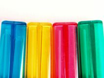 Colors of Lighters Stock Images