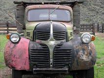 colors många lastbilen Royaltyfria Bilder