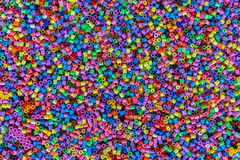 Colors Mixed Fine Plastic Royalty Free Stock Image