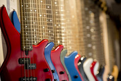 Colors of Music Royalty Free Stock Photos