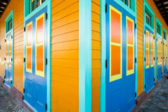 Colors of New Orleans Royalty Free Stock Photo