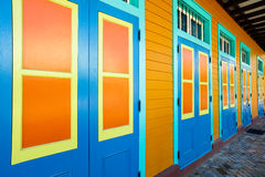 Colors of New Orleans Stock Photography