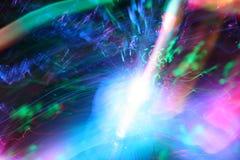 colors optiskt Royaltyfri Bild