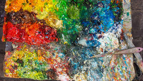 Colors Stock Image