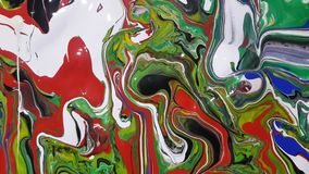 Colors. Paintings Acrylic colors for digital printing royalty free stock images