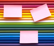 Colors pencils Stock Photo