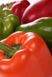 Colors pepper Stock Photos