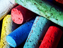 Colors of the rainbow Stock Photography